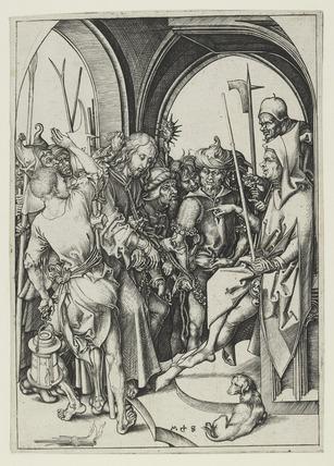 Christ before Annas