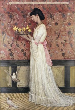 Mrs Ingram Bywater (d.1908)