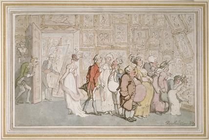 The portrait Painter's Ante-room