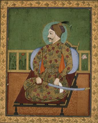 Sultan Abdullah Qutubshah of Golconda