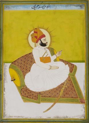 A Raja - Man Singh