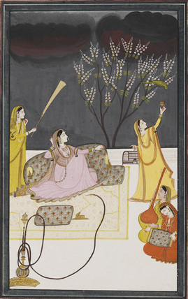 The Ragini Dhanasari (Desi) of the Raga Dipaka