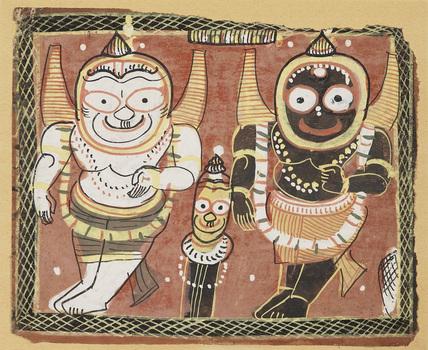 Jagannatha Triad