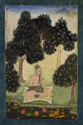 Portrait of Asavari ragini