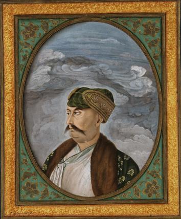 Nawab Shuja' ud-Daula of Oudh