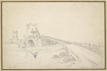 The Ponte Salario near Rome