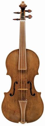 Violin ('Charles IX'), 1564