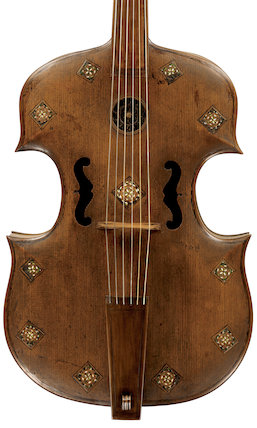 Bass (?) viol, 16th century (1501 - 1600)