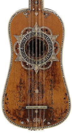 Guitar, 1627