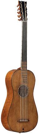 Guitar, 1688