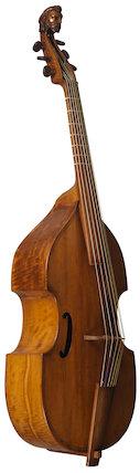 Tenor viol, c. 1605