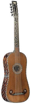 Guitar, 1641
