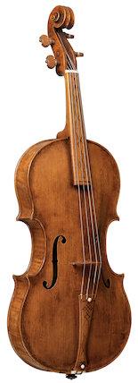 Viola, Late 16th century