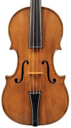 Violin, 1618