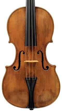 Violin, 1672