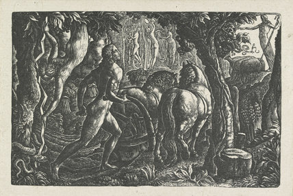 The Ploughman: Christian Ploughing the last furrow of life