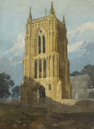 The Tower of West Walton Church, Norfolk