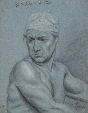 Portrait of James Figg