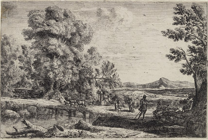 The Wooden Bridge (Rebecca and Eliezer)