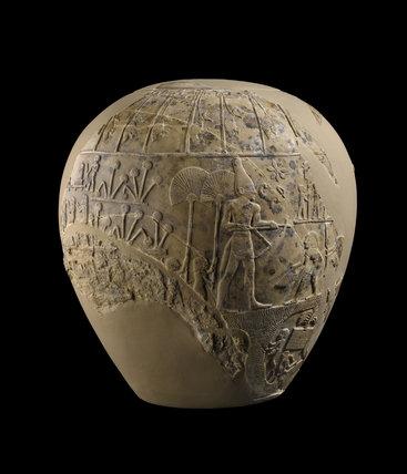 Mace Head of a Scorpion King