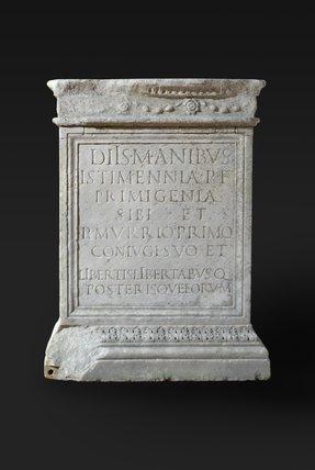 Altar, Roman