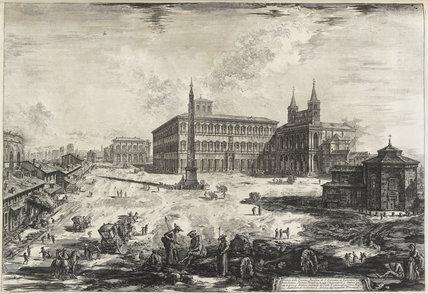 Piazza San Giovanni Laterano