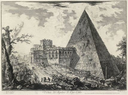 Pyramid of Caio Cestio