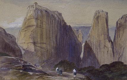 The Monastery of Meteora