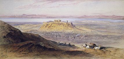 View of Athens, 1881