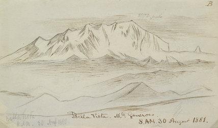 Bella Vista, Mount Generosa, 1881