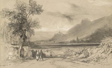 San Germano, 1840