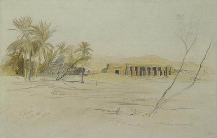 El Koorneh, 1854