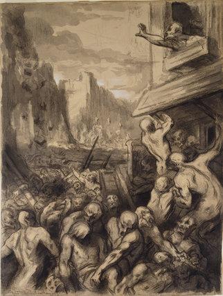 The Destruction of a City