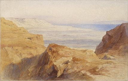 The Dead Sea, 1860
