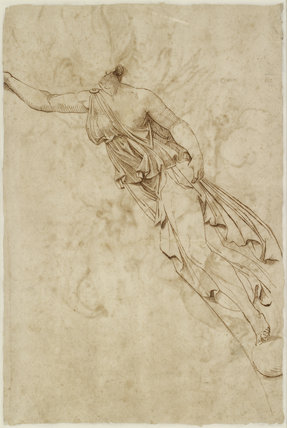 Verso: Figure of Victory