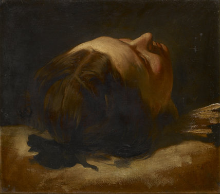 Study for 'The Execution of Mary, Queen of Scots', before 1841