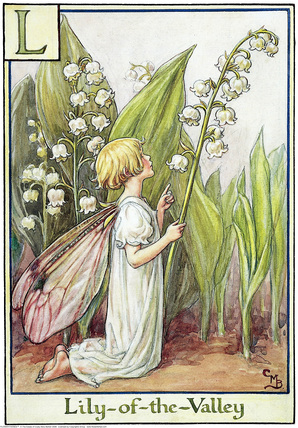 Lily-of-the-Valley Fairy