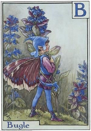 Bugle Fairy