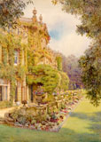 The Dyffryn House