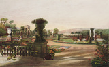 The Parterre, Trentham Hall Gardens