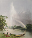 The Great Fountain, Enville Gardens