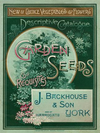 Garden Seeds and Requisites