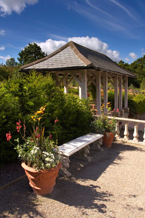 Summerhouse at Harlow Carr