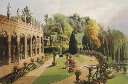 The Colonnade, Alton Gardens