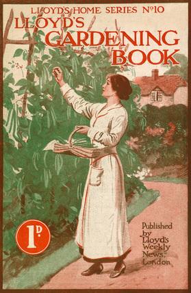 Lloyd's Gardening Book